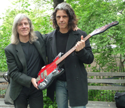 The $100 Guitar, Alex Skolnick and Nick Didkovsky