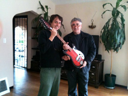 The $100 Guitar,  Fred Frith John Shiurba