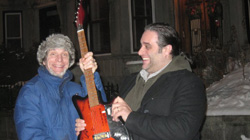 The $100 Guitar, Marco Oppedisano and Ron Anderson
