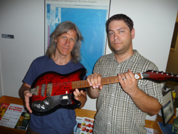 The $100 Guitar, Nick Didkovsky Josh Lopes