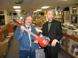 The $100 Guitar, Shawn Persionger and Marty Carlson