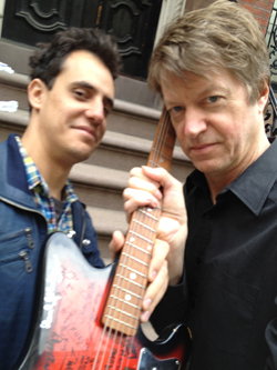 The $100 Guitar, Taylor Levine to Nels Cline